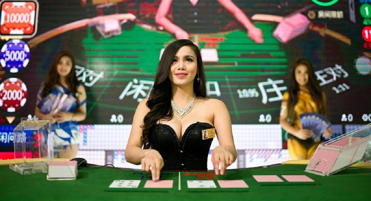 China online gambling