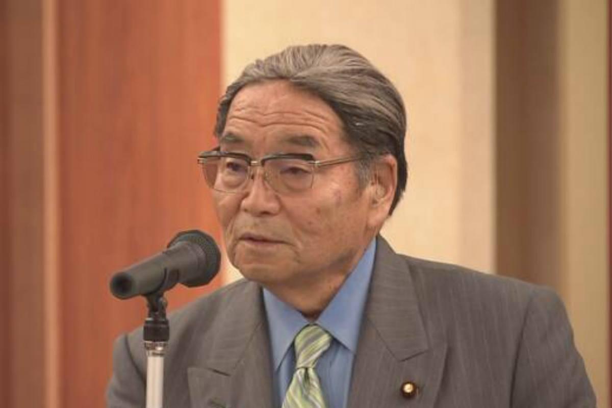 Japan casino committee Michio Kitamura
