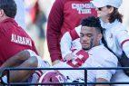 college football odds Alabama Tua