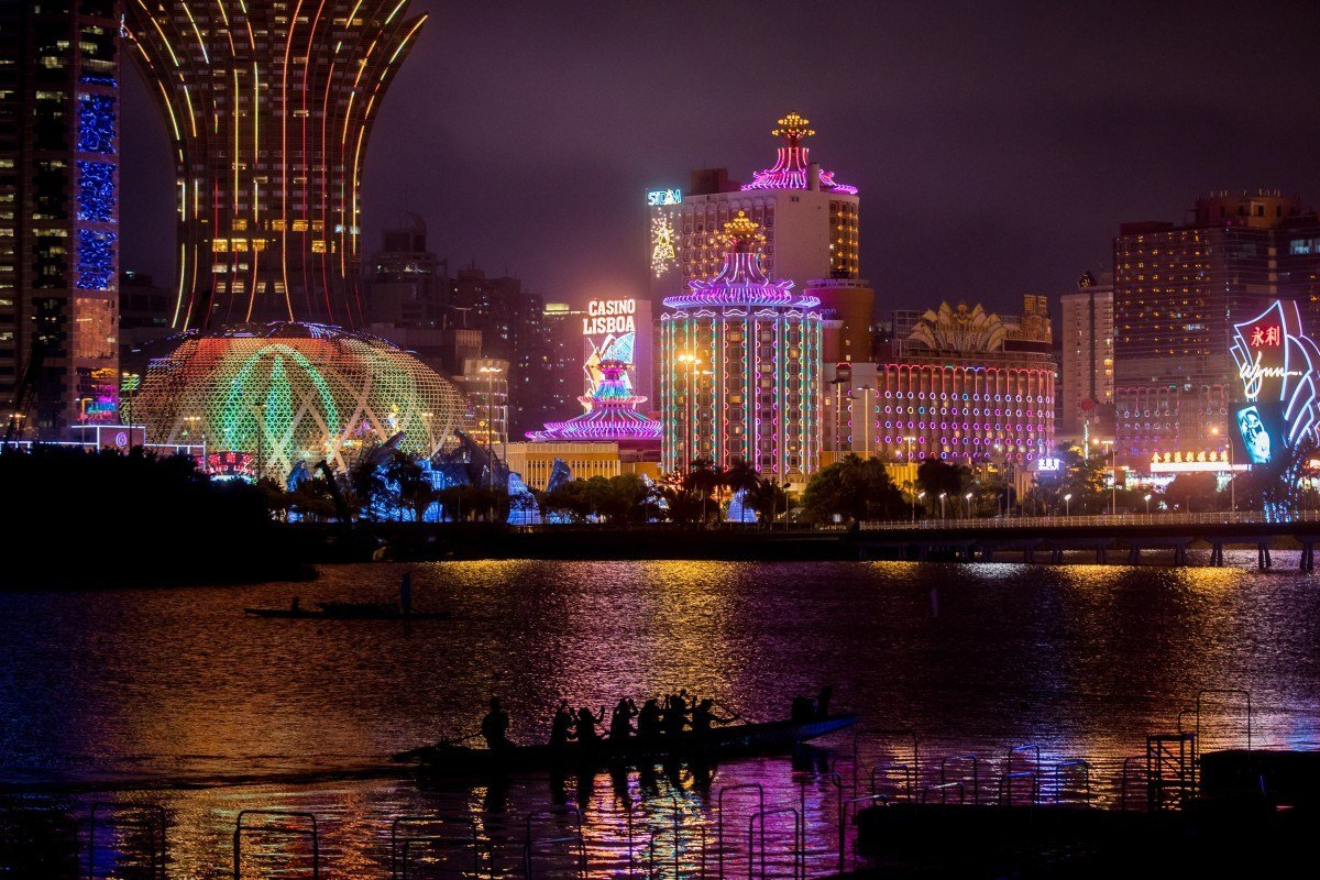 Macao Gaming Show