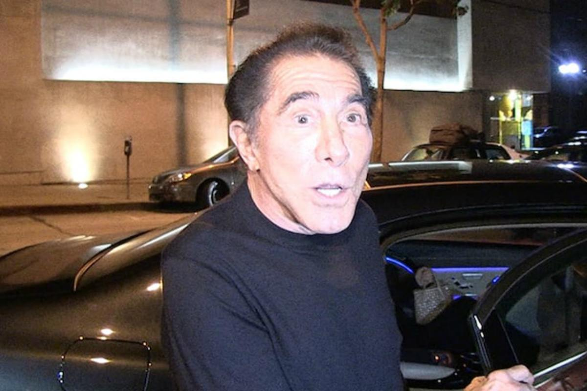 Steve Wynn Las Vegas Raiders