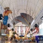 Fremont Street Experience Ready to Unveil Renovated $32M Viva Vision Canopy With Las Vegas New Year's Eve Show
