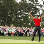 Tiger Woods Masters Victory Declared Associated Press Sports Story of 2019