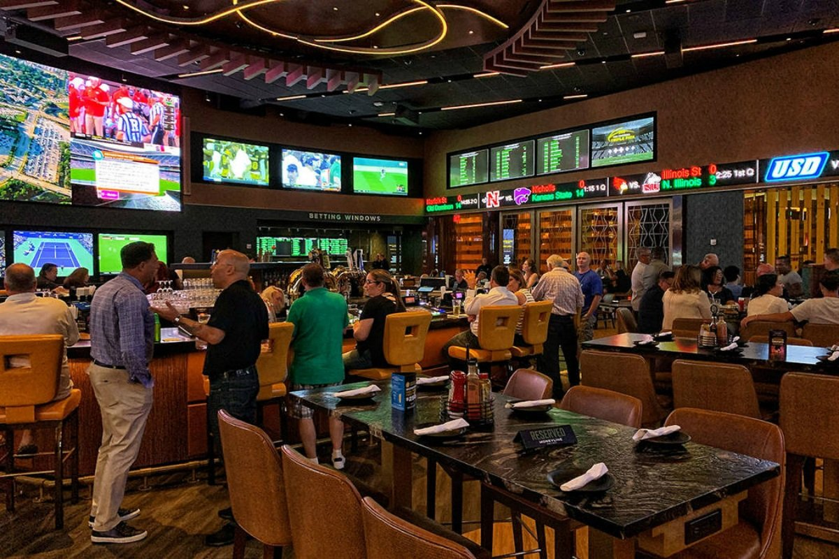 New Jersey sports betting Atlantic City