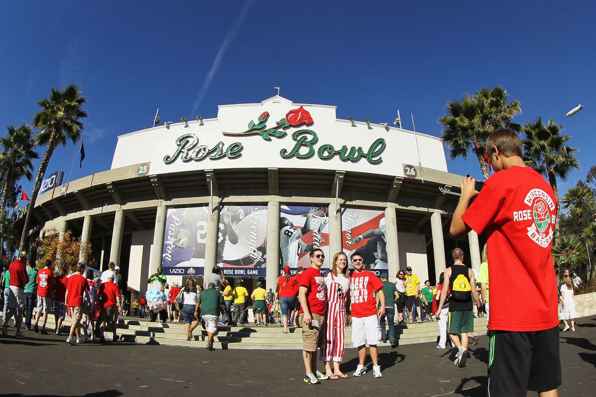 New Year's Six bowls odds