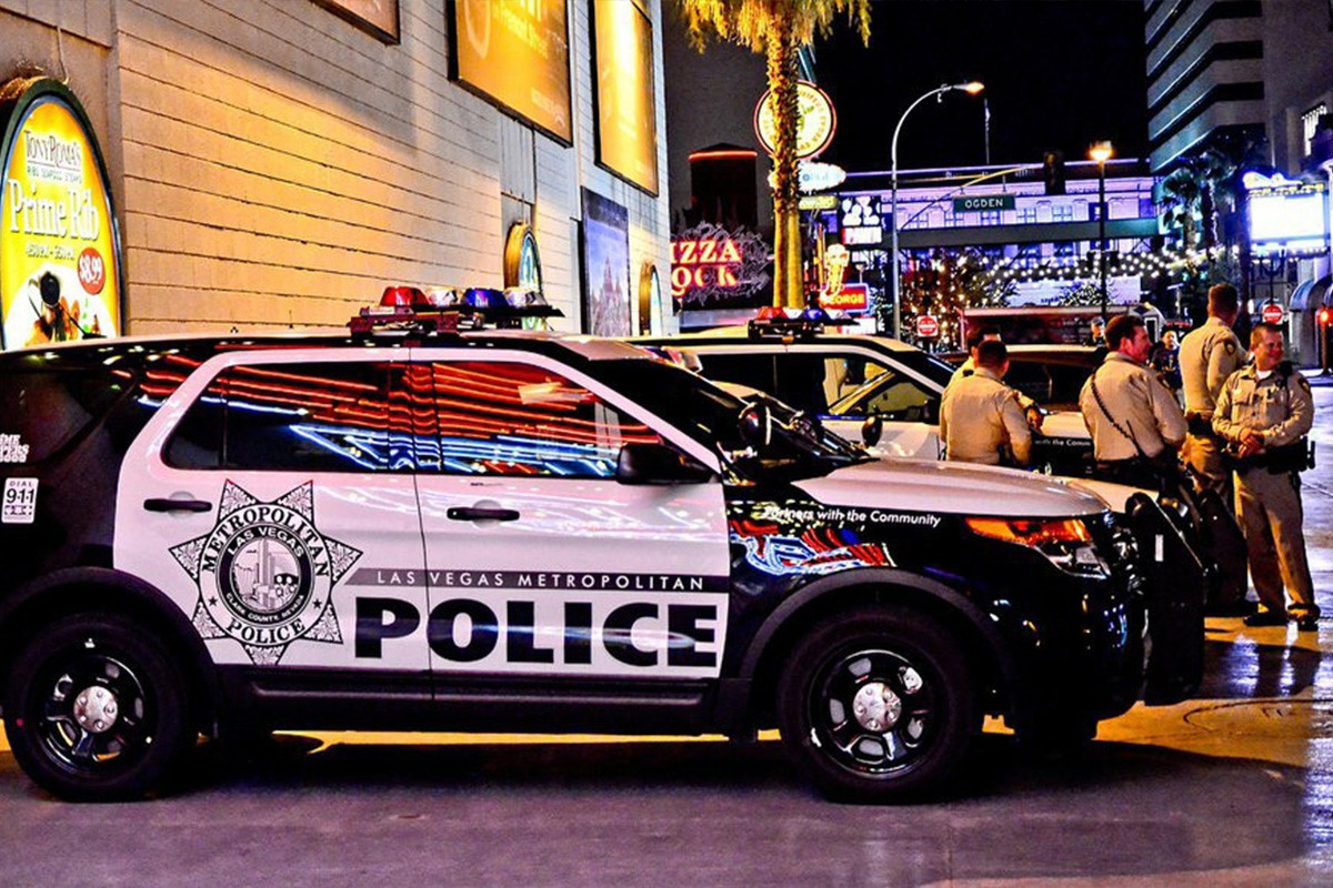 Nevada security Las Vegas casino emergency