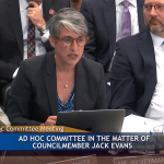 DC Council Committee Recommends Expelling Evans, Who Pushed Sole-Source Sports Betting Contract, Over Numerous Ethics Issues