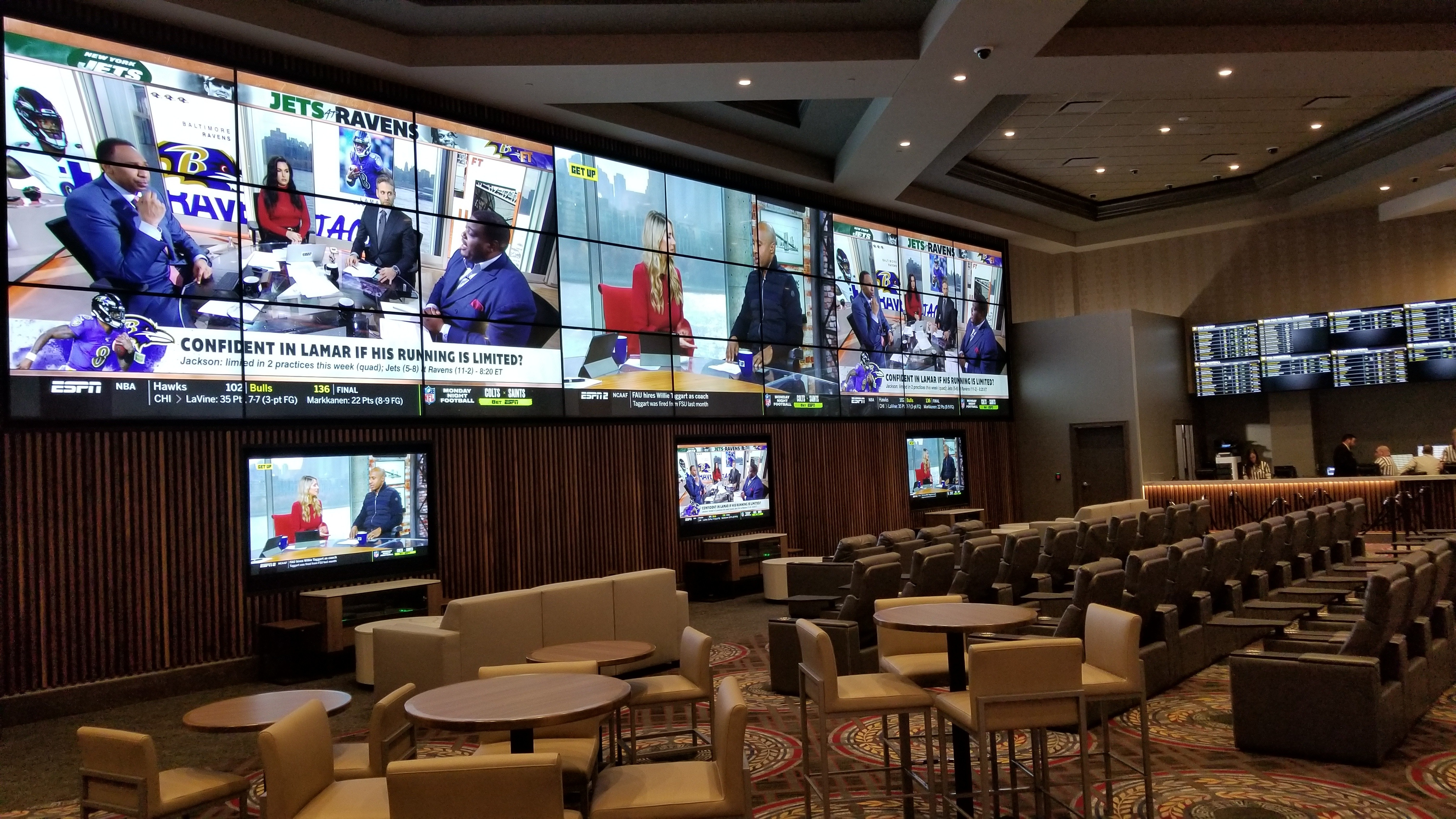 Caesars sportsbook betting lines sports personality of the year top 3 betting sites