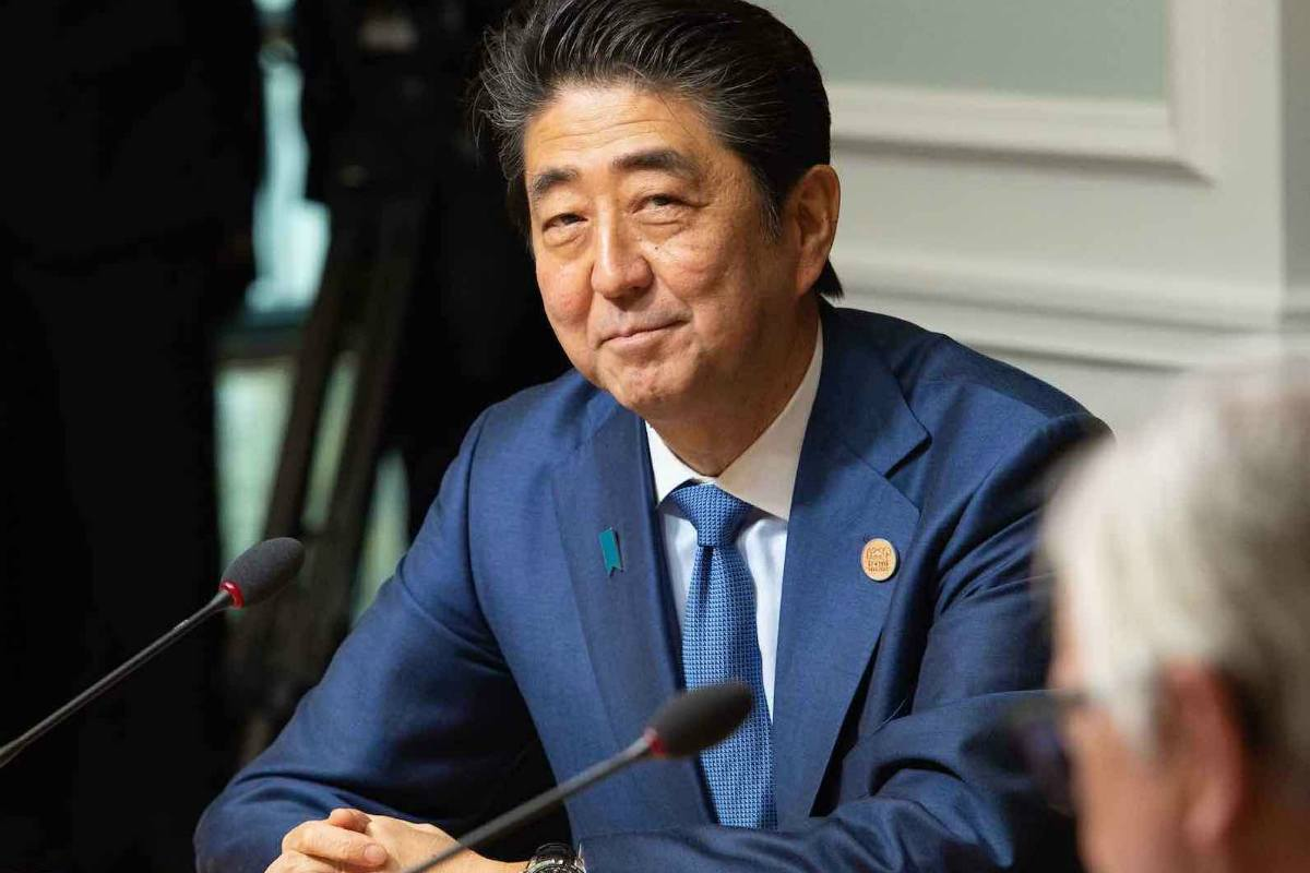 Japan Casino Management Shinzo Abe
