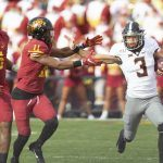 No. 15 Notre Dame, Iowa State Hope to End Year on High Note in Camping World Bowl