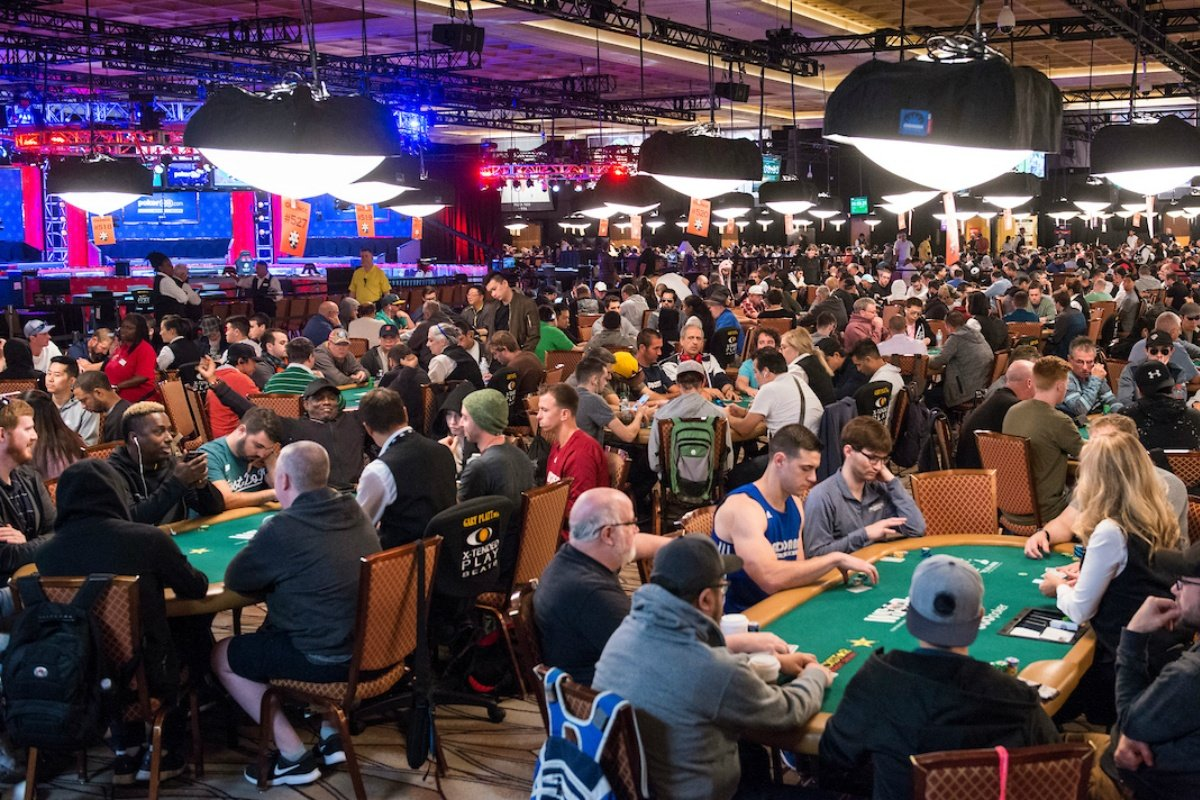 World Series Of Poker Announces 2020 Main Event At Rio Las