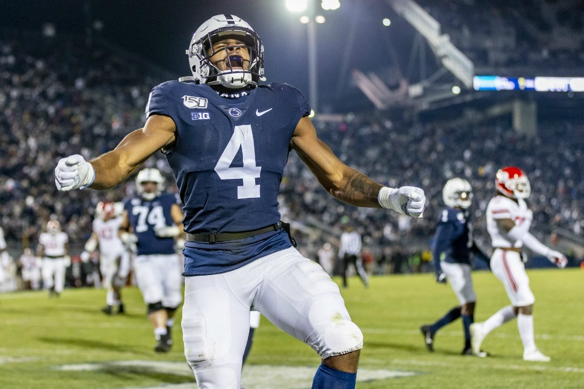 Penn State Memphis Cotton Bowl odds