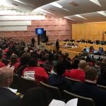 Las Vegas Stadium Authority Reappoints Board Members, Dismisses Culinary Union Leader