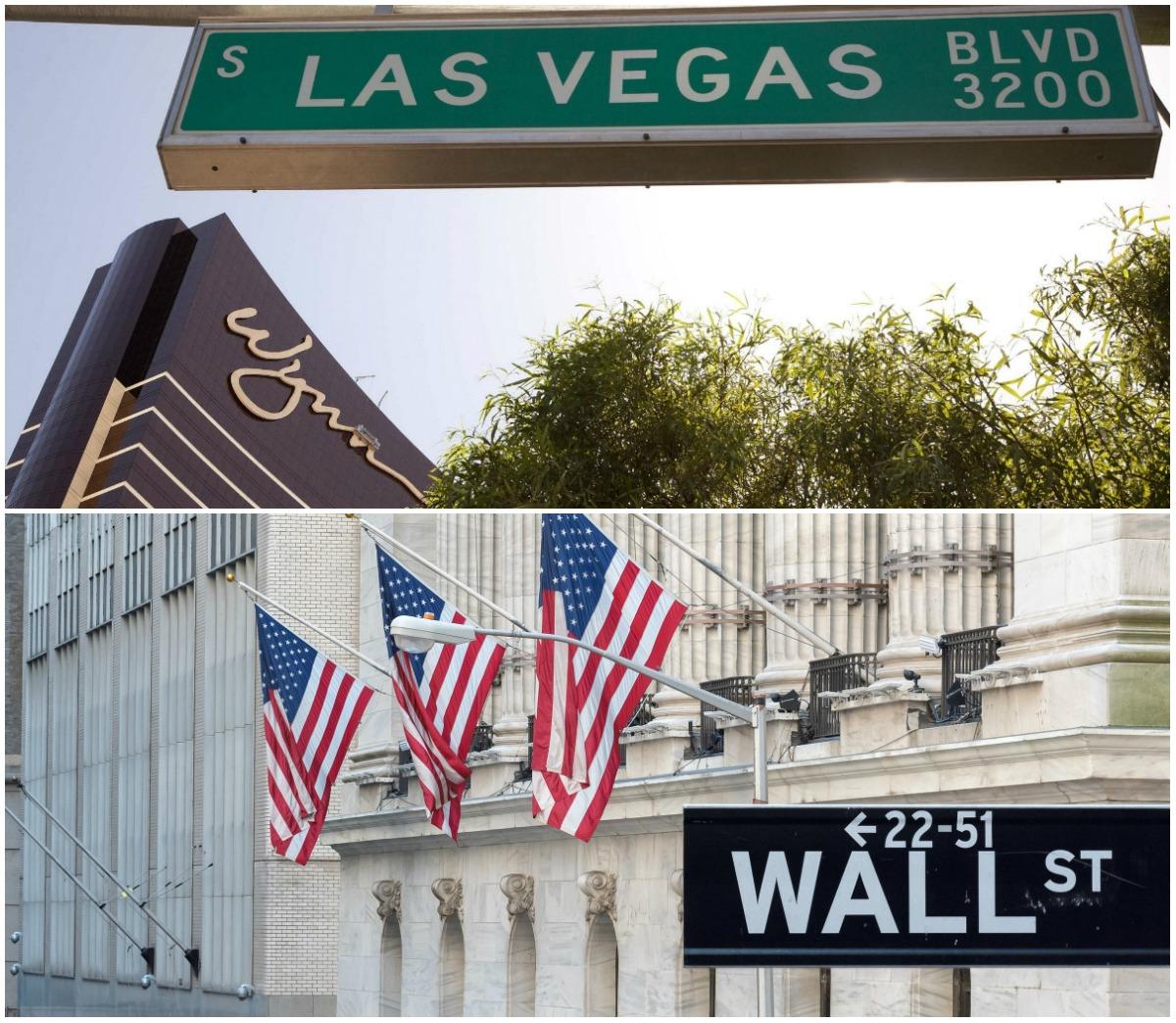 casino stocks Las Vegas gaming industry