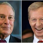 Michael Bloomberg, Tom Steyer Have Spent $200M on Campaigns, Odds Remain Long for Both