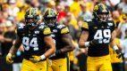 college football odds Iowa USC