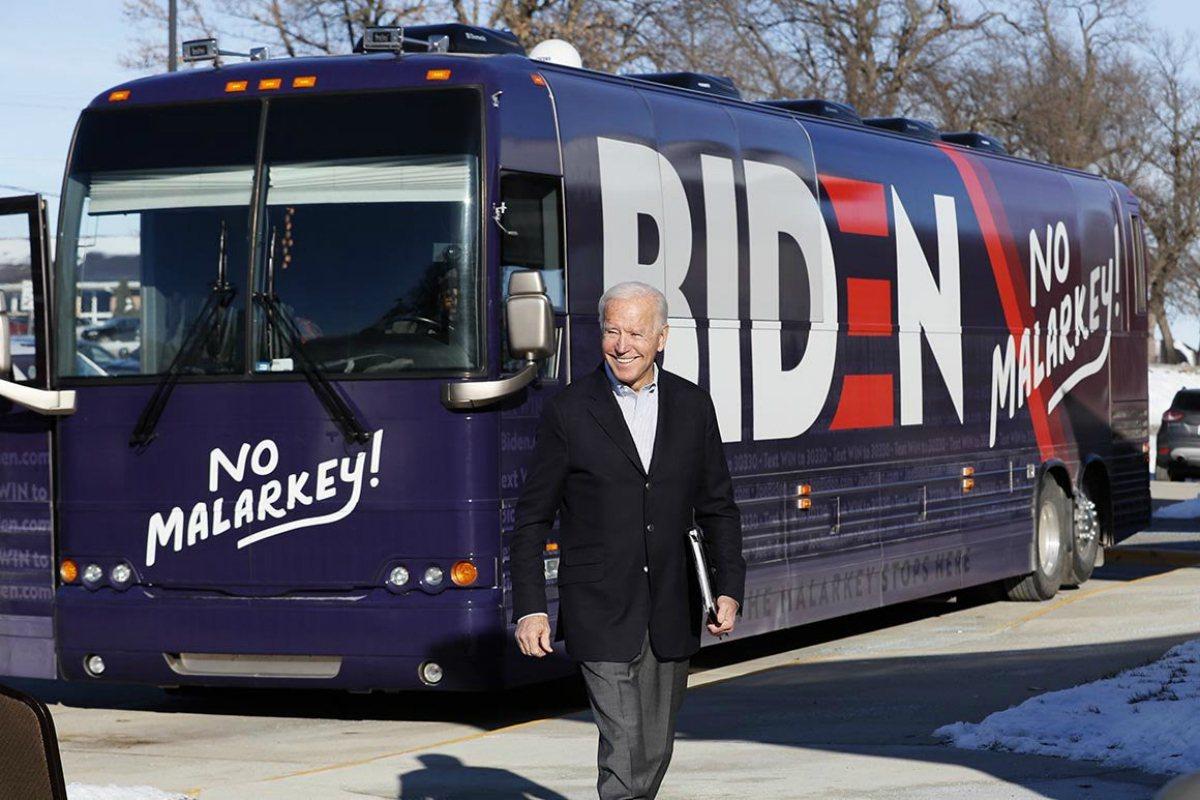 Joe Biden 2020 odds PredictIt