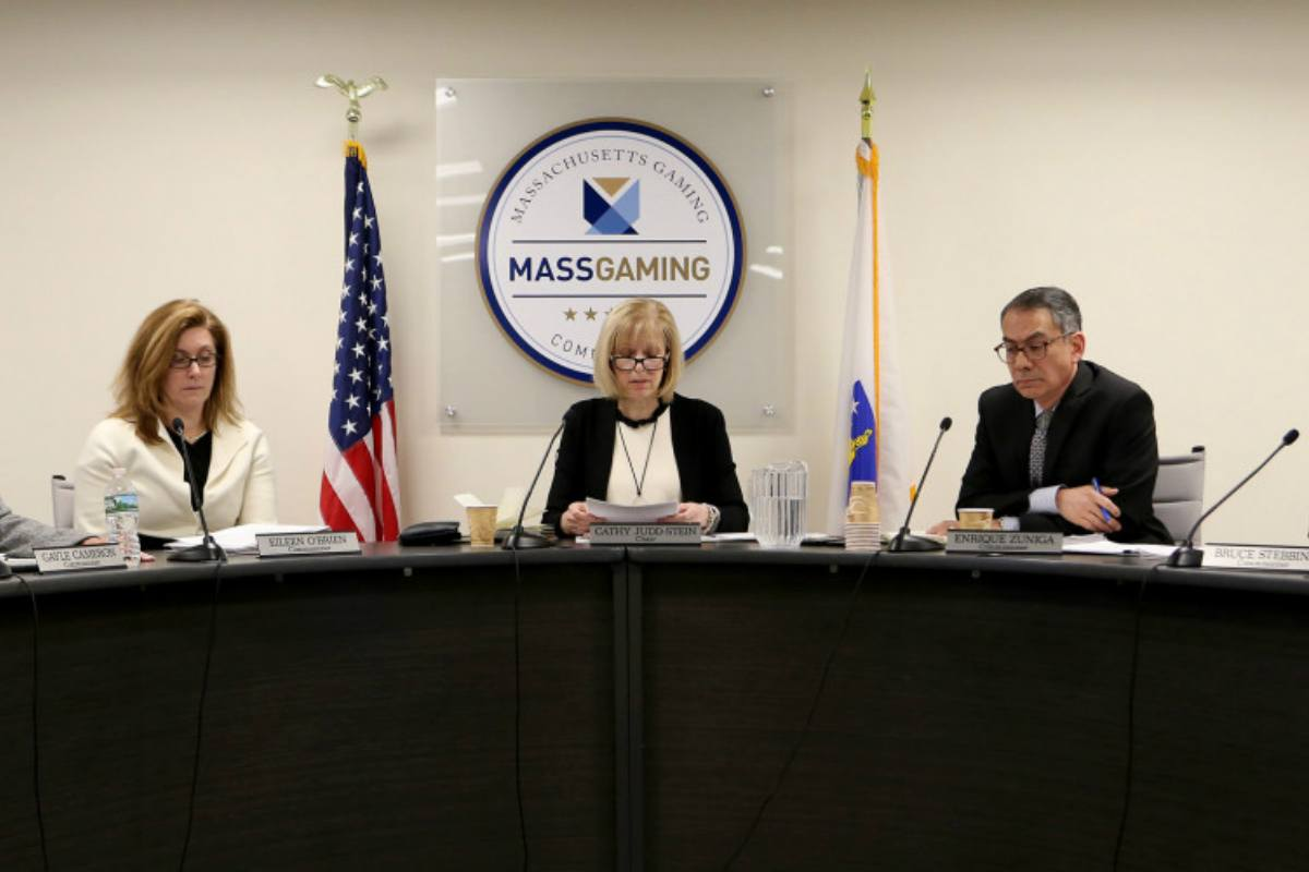 Massachusetts Gaming Commission casino license