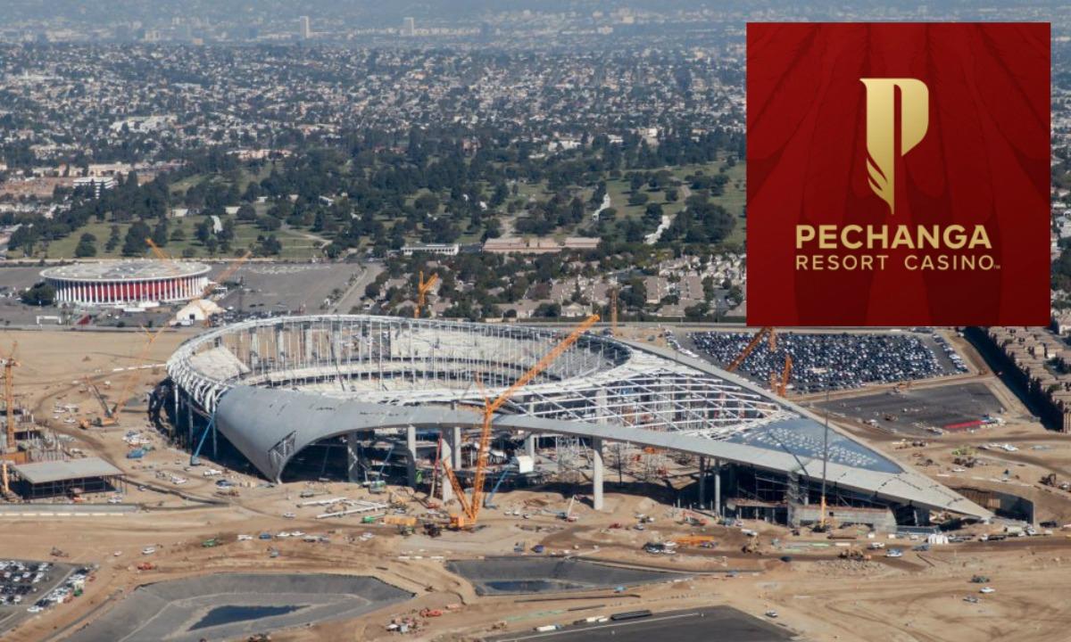 California tribe SoFi Stadium casino