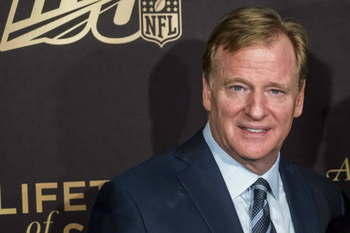 NFL sports betting odds Goodell