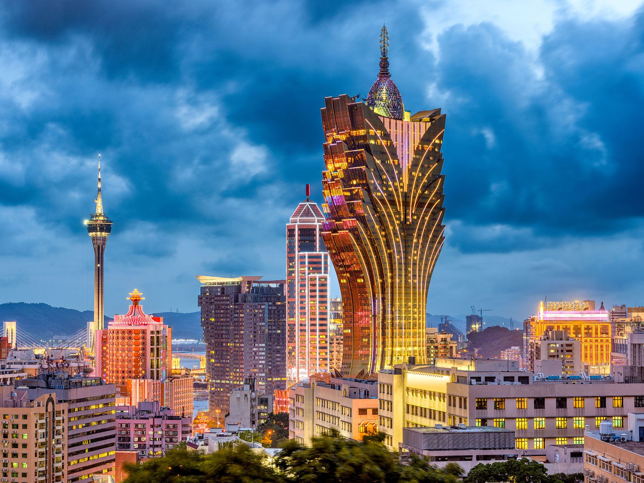 Macau Casino Revenue Fell 8.5 Percent in November