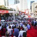 Oracle OpenWorld Las Vegas convention