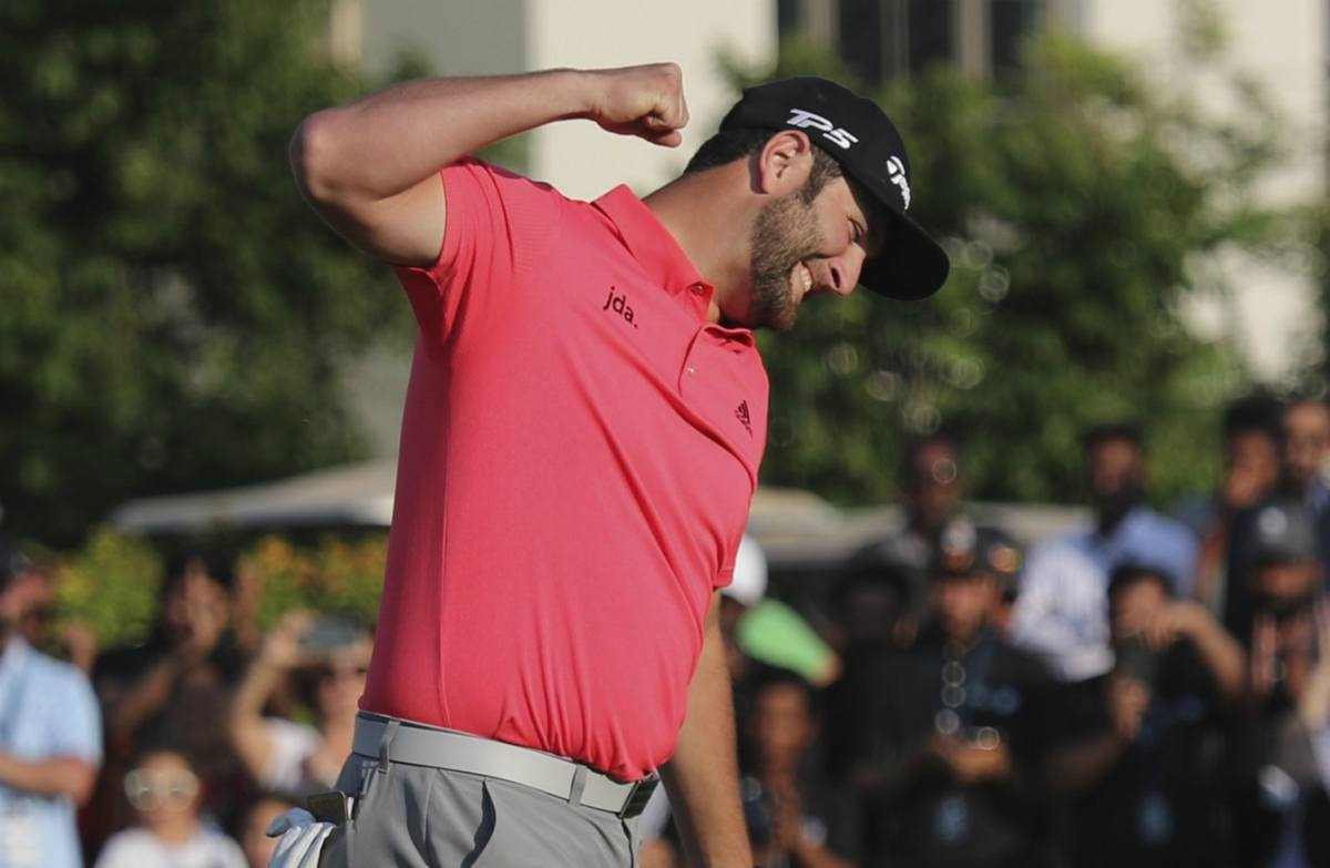 Jon Rahm golf odds Tiger Woods