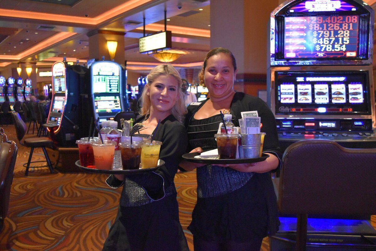 San Manuel Casino Ups Table, Slot Limits in Big Way to Lure VIPs