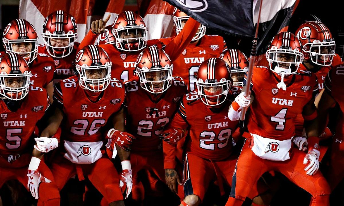 Utah football odds CFP ranking