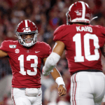 Despite Injury Uncertainty, Tua Tagovailoa Leaves Alabama Early to Enter NFL Draft