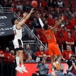 Louisville Star Jordan Nwora Gets Death Threat From Someone Who Lost $15 Wager