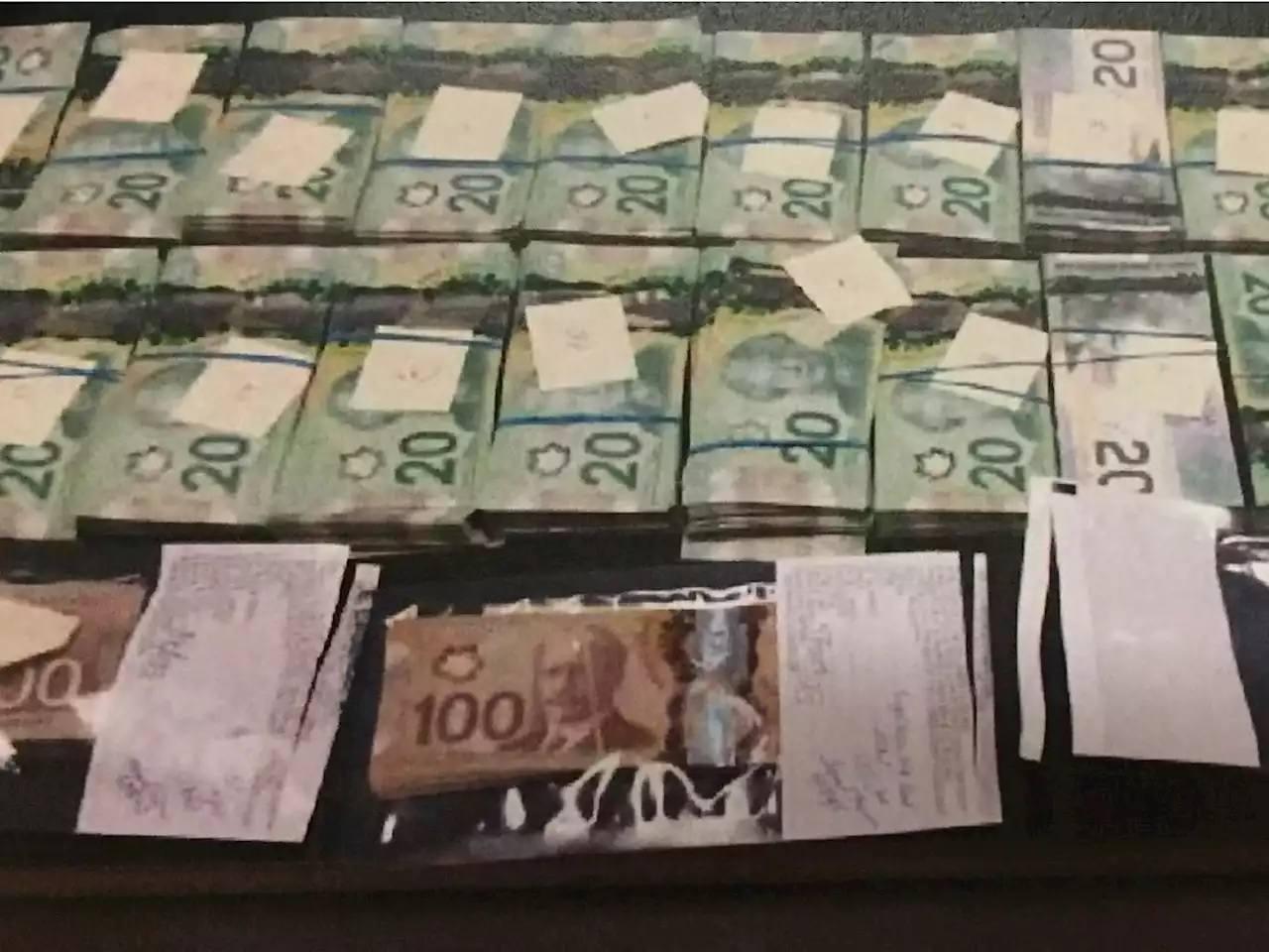 BC casino report