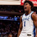 NCAA College Basketball Title Favorites Duke, Louisville Meet Saturday