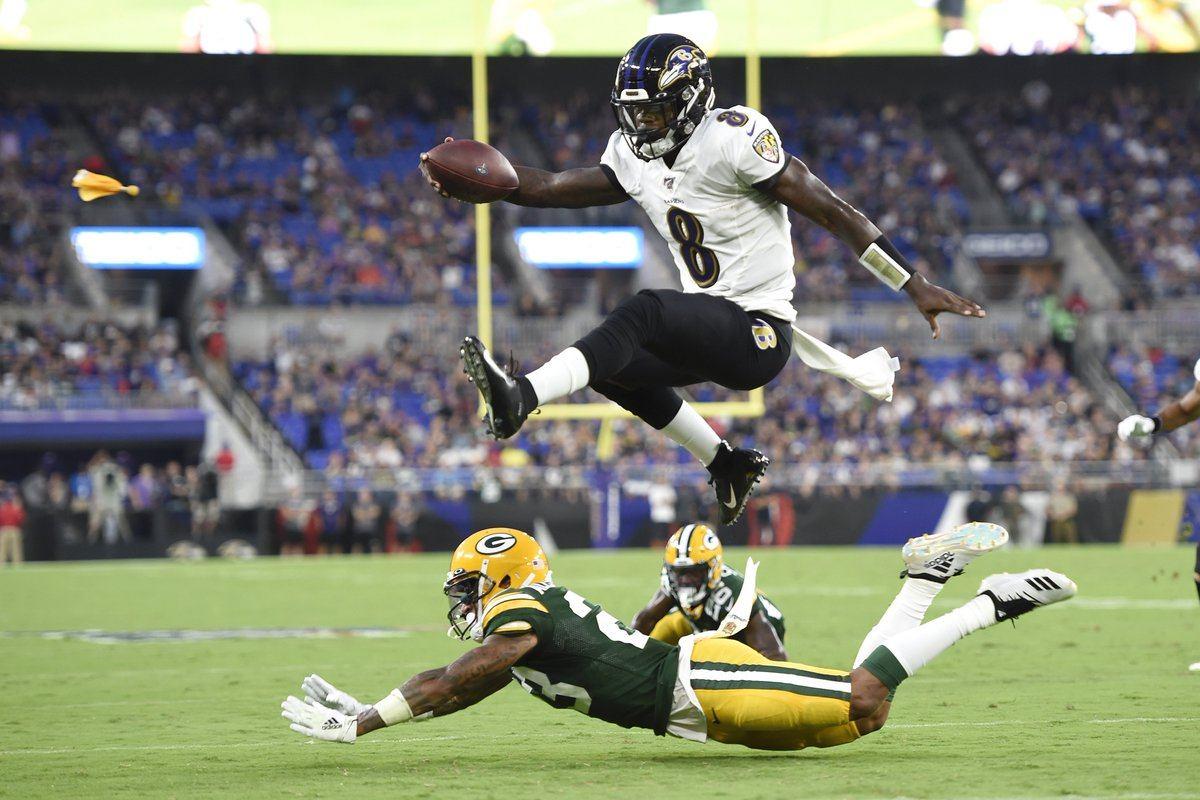 Ravens NFL odds Titans