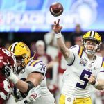 College Football Playoff National Championship Has Oddsmakers Cheering Clemson, LSU Favored By Five