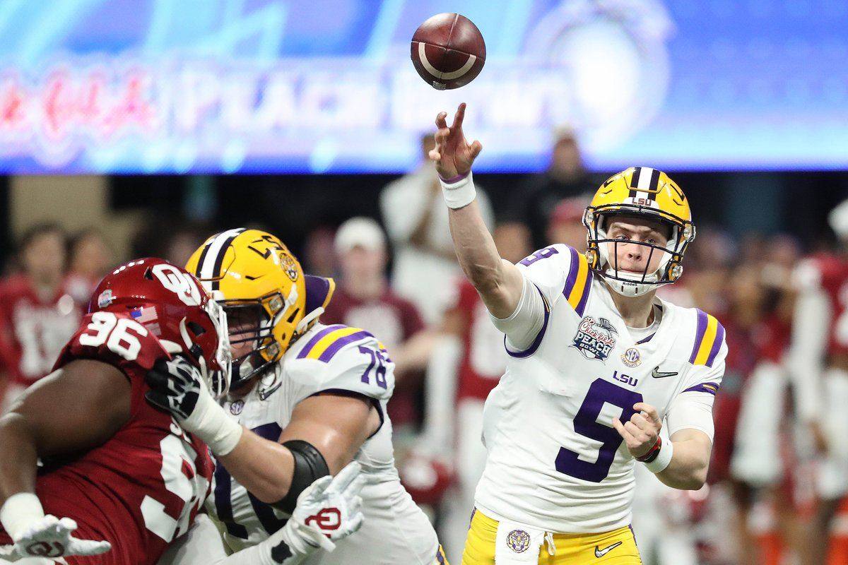 National Championship Clemson LSU odds