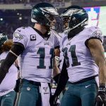 NFC Wild Card Odds: Seahawks Head to Philadelphia as Road Favorite vs. Eagles