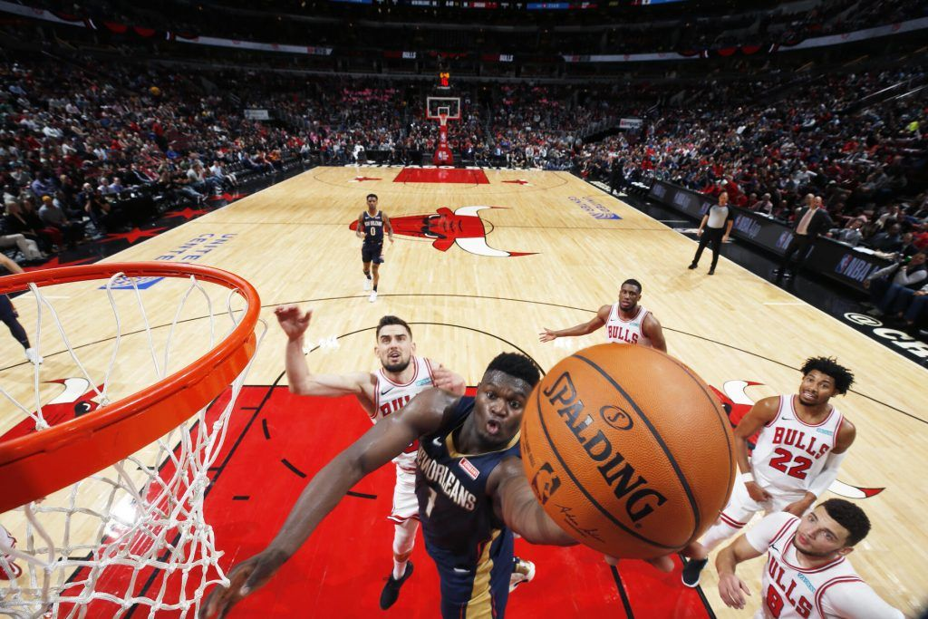 Zion Williamson Set To Make Nba Debut For New Orleans On