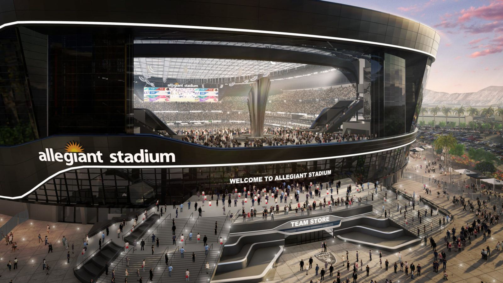 Mgm Will Be The Official Gaming Partner Of The Las Vegas Raiders