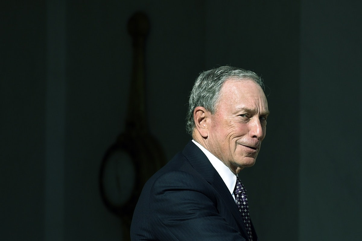 Donald Trump Michael Bloomberg 2020 odds