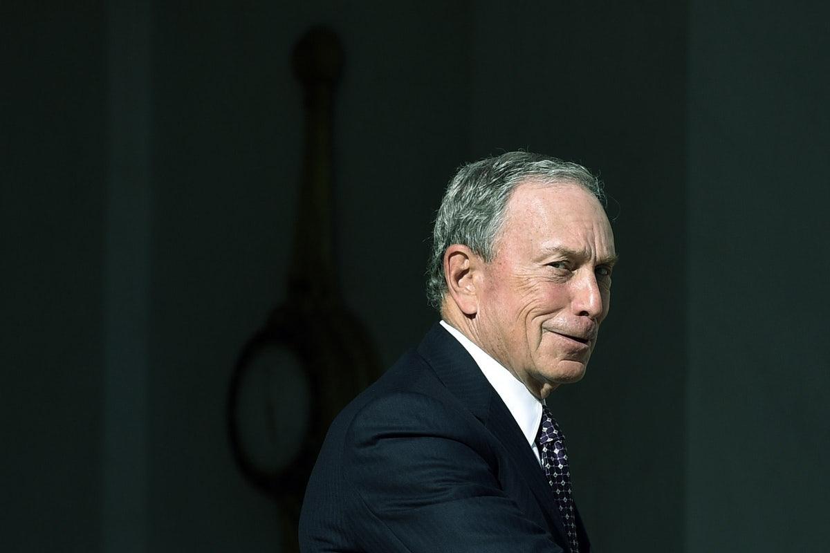Donald Trump Michael Bloomberg 2020 odds