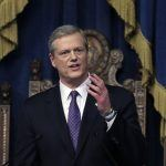 Baker Budget Bets on Less Tax Revenue From Massachusetts Casinos