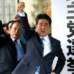 Japan Prime Minister Shinzo Abe Says Recent Scandals 'Very Regrettable,' But IR Plan Must Advance