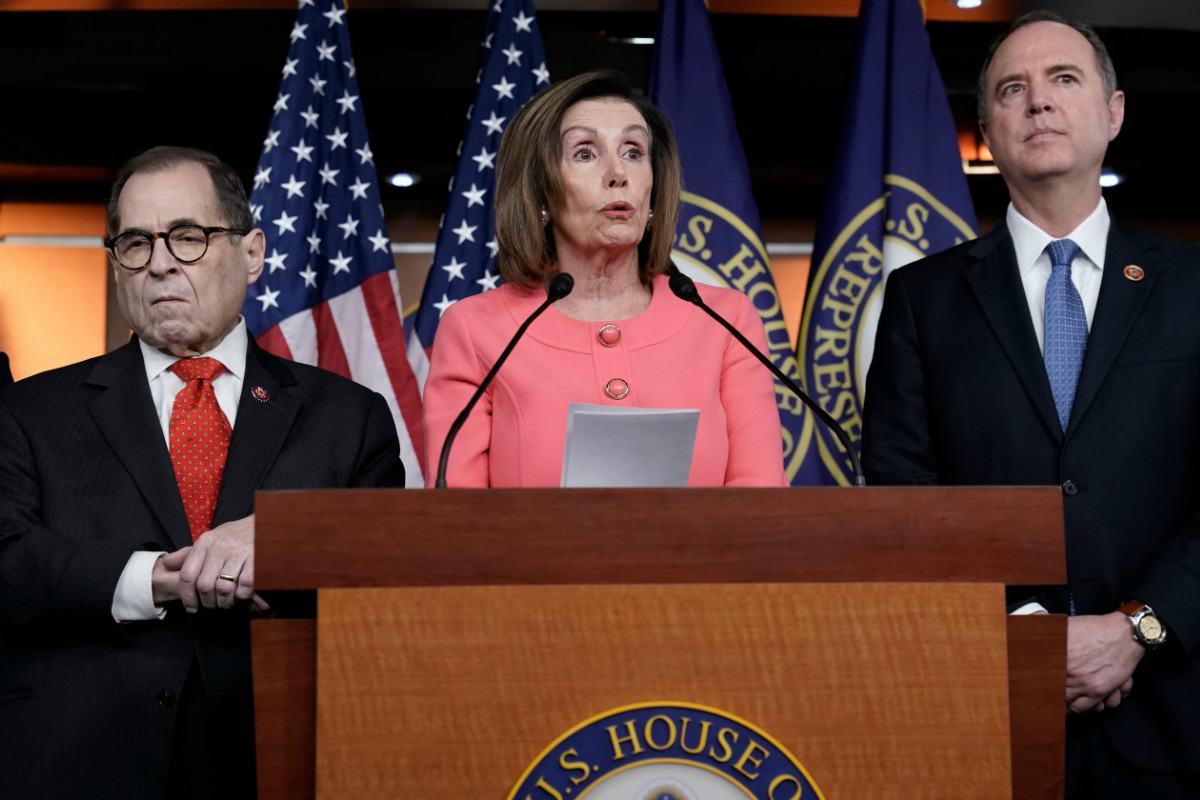 impeachment Nancy Pelosi Trump