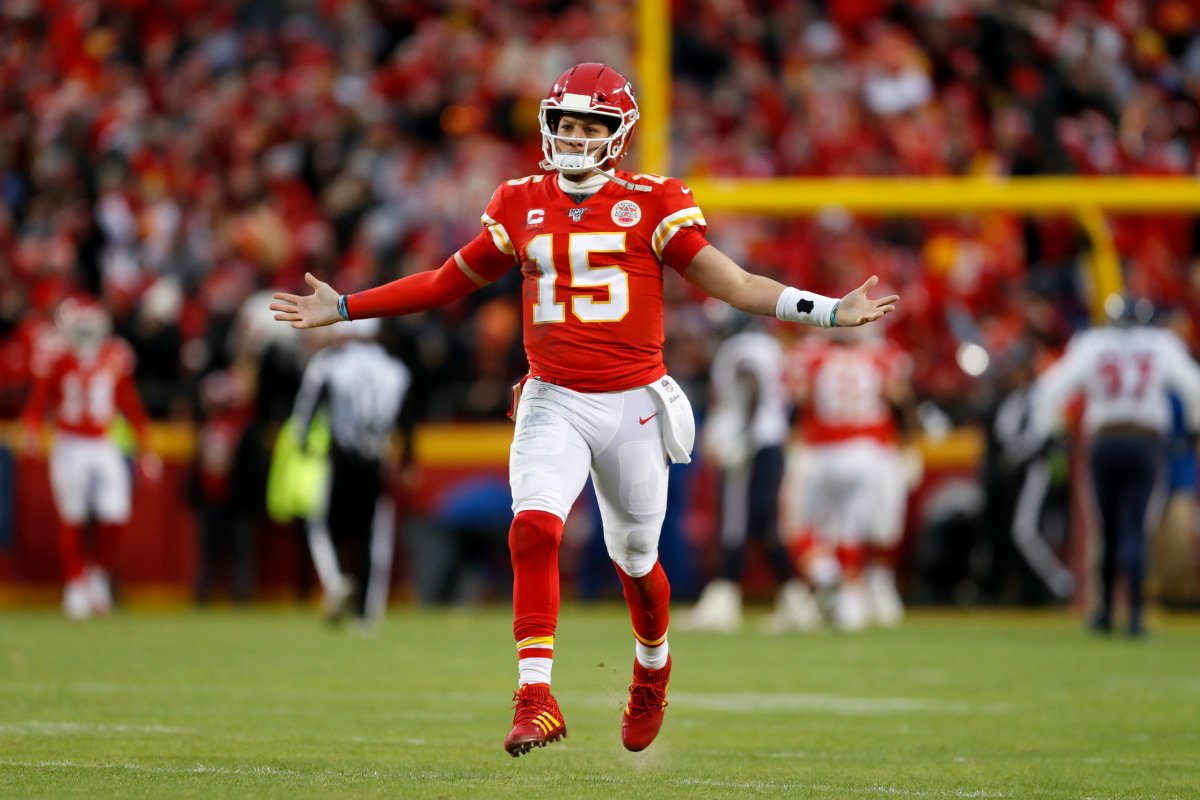 Kansas City Chiefs Super Bowl odds