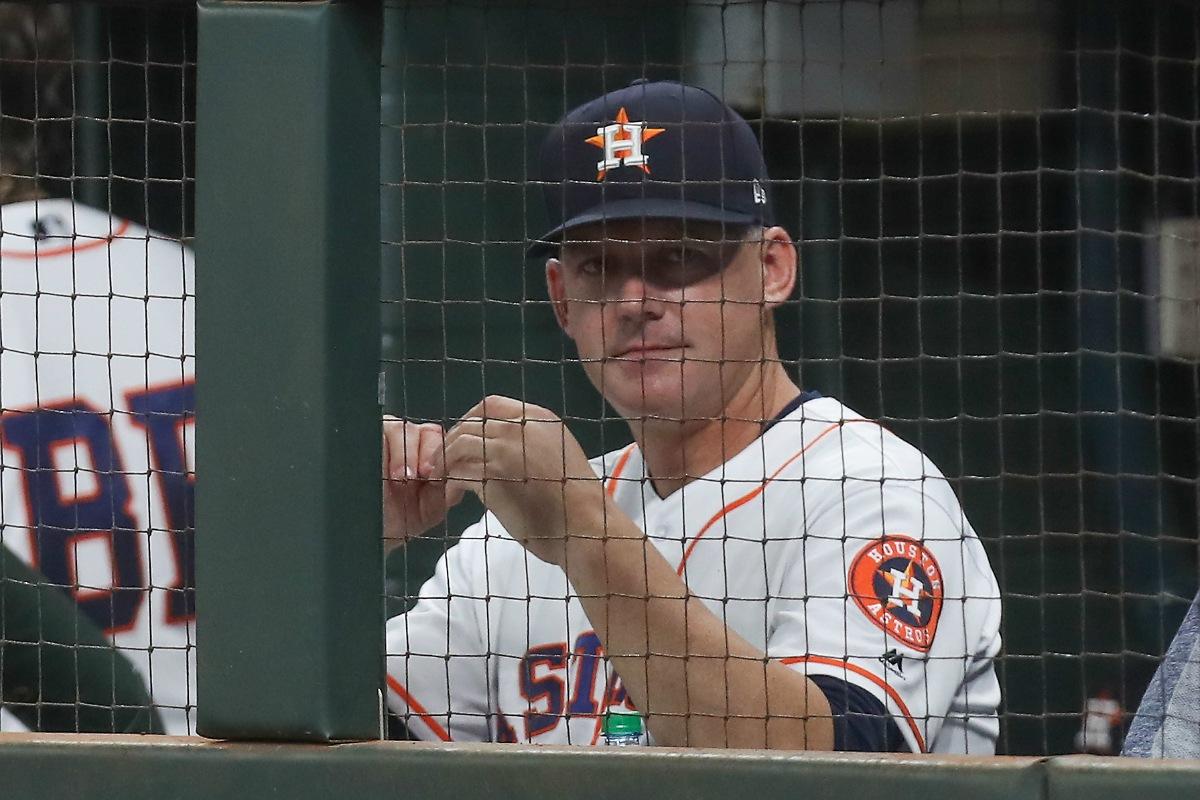 Houston Astros MLB sports betting
