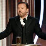 Golden Globes '1917' Best Picture Win Shocks Bettors, Ricky Gervais Shocks Celebs