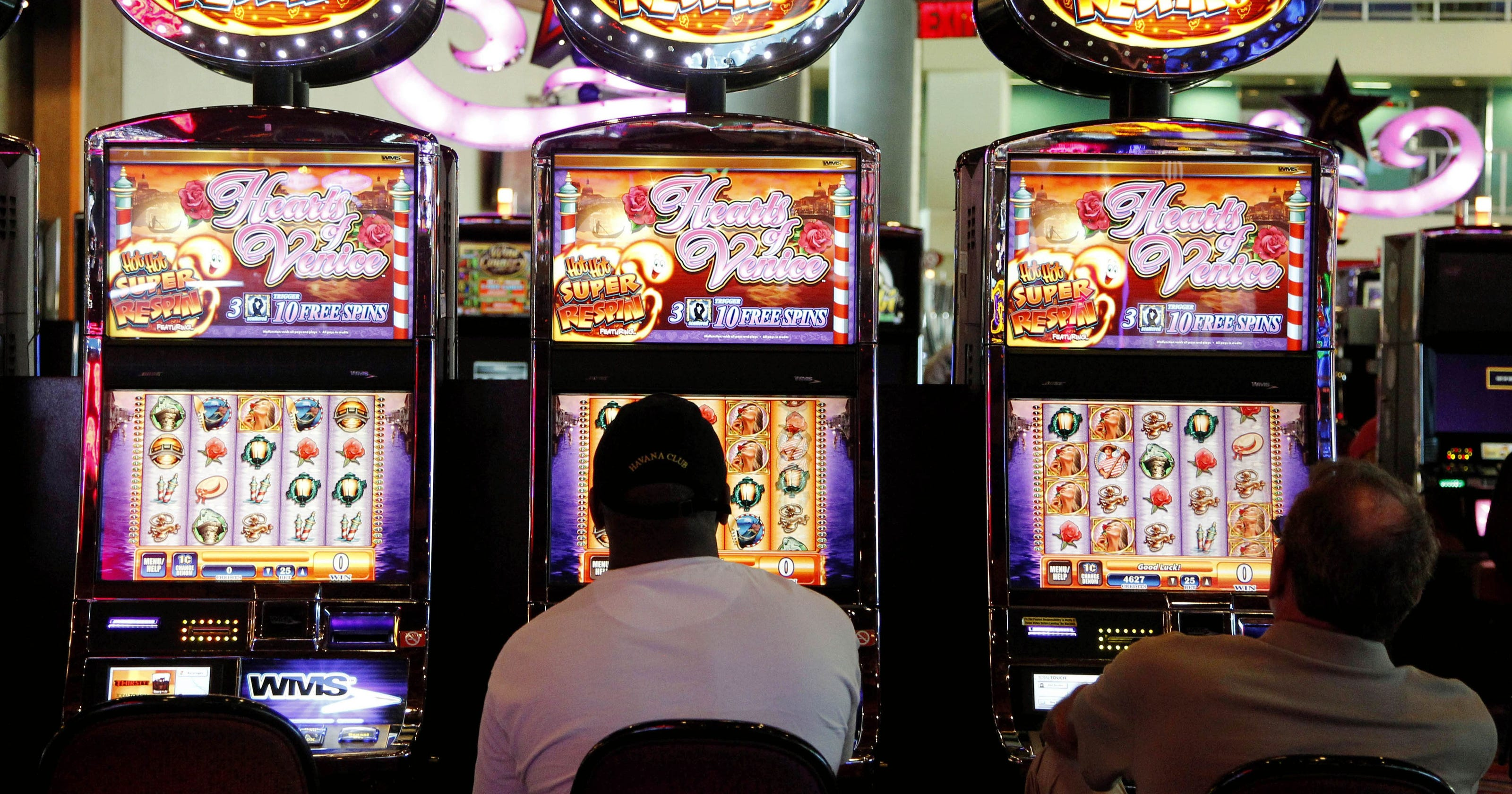 Twin River Casino Slot Payout