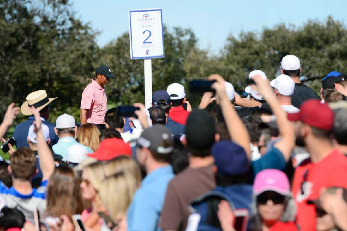 Tiger Woods golf odds