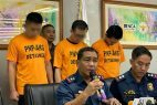 Chinese nationals Philippines kidnapping